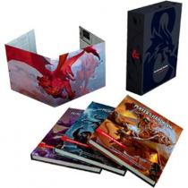Wizards of the Coast Dungeons & Dragons: Core Rulebook Gift Set