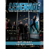 Fantasyobchod Leverage: The Roleplaying Game