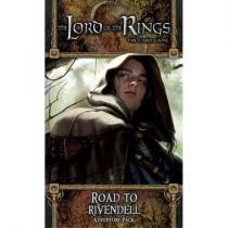Fantasy Flight Games Lord of the Rings LCG: The Road to Rivendell