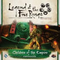 Fantasy Flight Games Legend of the Five Rings LCG: Children of the Empire