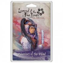 Fantasy Flight Games Legend of the Five Rings LCG: Warriors of the Wind