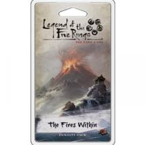 Fantasy Flight Games Legend of the Five Rings LCG: The Fires Within