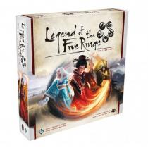 Fantasy Flight Games Legend of the Five Rings: The Card Game