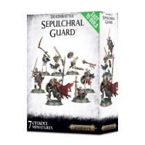 Games Workshop Easy to Build Warhammer: AoS Deathrattle Sepulchral Guard