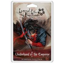 Fantasy Flight Games Legend of the Five Rings LCG: Underhand of the Emperor