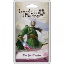 Fantasy Flight Games Legend of the Five Rings LCG: For the Empire