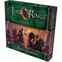 Fantasy Flight Games Lord of the Rings LCG: The Road Darkens