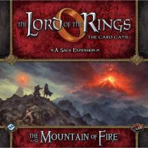 Fantasy Flight Games Lord of the Rings LCG: Mountain of Fire