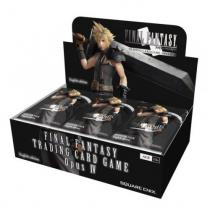Square Enix Final Fantasy TCG: Opus 4 Booster Box