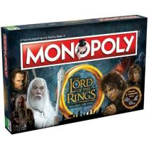 Winning Moves Monopoly: Lord of the Rings