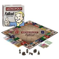 Winning Moves Monopoly: Fallout