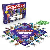 Hasbro Monopoly: Fortnite