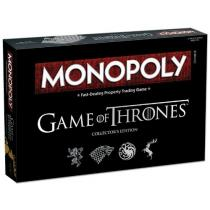 Winning Moves Monopoly: A Game of Thrones Collector's Edition