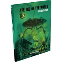 Fantasy Flight Games The End of the World: Alien Invasion