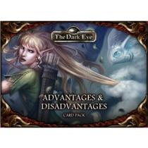 Ulisses Spiele GmbH The Dark Eye: Advantages and Disadvantages Card Pack