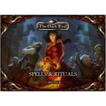 Ulisses Spiele GmbH The Dark Eye: Spells and Rituals Card Pack