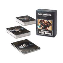 Games Workshop Warhammer 40000: Datacards Blood Angels