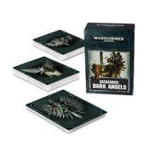 Games Workshop Warhammer 40000: Datacards Dark Angels