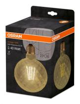 Osram LED Filament Vintage 1906 PINECONE 230V 4,5W 825 E27 GOLD