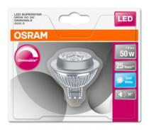 Osram LED SUPERSTAR MR16 36° 230V 7,8W 840 GU5.3