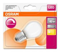 Osram LED SUPERSTAR ClasP 230V 5W 827 E27