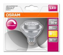 Osram LED SUPERSTAR MR16 36° 230V 7,8W 827 GU5.3