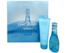 Davidoff Cool Water Woman - EDT 50 ml