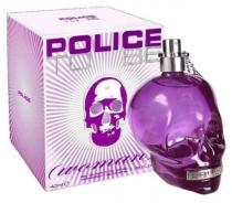 Police To Be Woman, 40ml