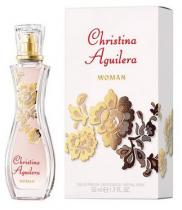 Christina Aguilera Woman, 50ml