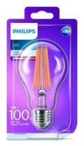 PHILIPS Lighting LED Classic 11W/100W E27 CW CL A67 ND