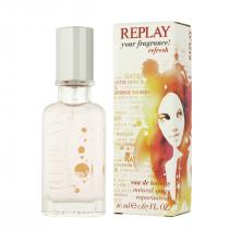 Replay Your Fragrance Refresh Woman, 20ml, Toaletní voda
