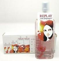 Replay Your Fragrance! for Her, 60ml, Toaletní voda - Tester