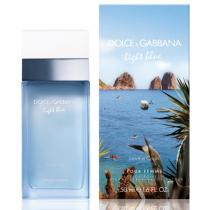 Dolce & Gabbana Light Blue Love In Capri, 50ml, Toaletní voda