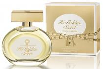 Antonio Banderas Her Golden Secret, 80ml, Toaletní voda