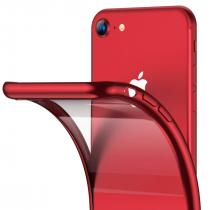 iMore RING pro iPhone 8 a iPhone 7 - Červený Red