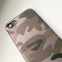 iMore Army Camouflage pro iPhone 8 iPhone 7 - Hnědý