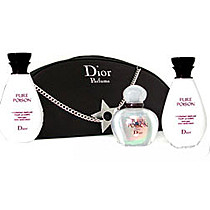 Christian Dior Pure Poison EDP 100 W + shw. gel 50 ml + b.l. 50 ml