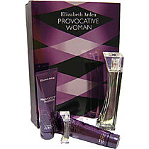 Elizabeth Arden Provocative Woman - dárková sada EdT 100 ml