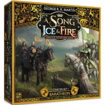 Cool Mini Or Not A Song Of Ice And Fire - Baratheon Starter Set