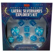 Wizards of the Coast Dungeons & Dragons - Forgotten Realms: Laeral Silverhand s Explorer s Kit