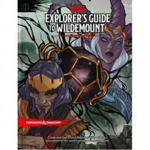 Wizards of the Coast Dungeons & Dragons Explorer s Guide to Wildemount
