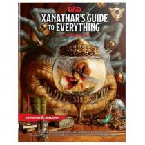 Wizards of the Coast Dungeons & Dragons RPG - Xanathar s Guide to Everything