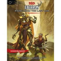 Wizards of the Coast D&D Eberron: Rising From the Last War Adventure Book