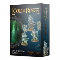 Games Workshop Middle-earth Strategy Batle Game: King of the Dead & Heralds