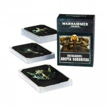 Games Workshop Warhammer 40000: Datacards Adepta Sororitas