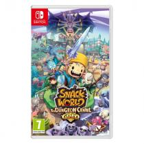 Snack World: The Dungeon Crawl Gold (Switch)