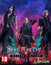 Devil May Cry 5 Deluxe Steelbook Edition (XONE)