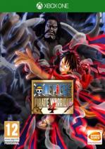 One Piece Pirate Warriors 4 (XONE)