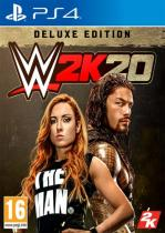 WWE 2K20 Deluxe Eddition (PS4)