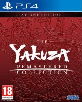 Yakuza Remastered Collection Day 1 Edition (PS4)